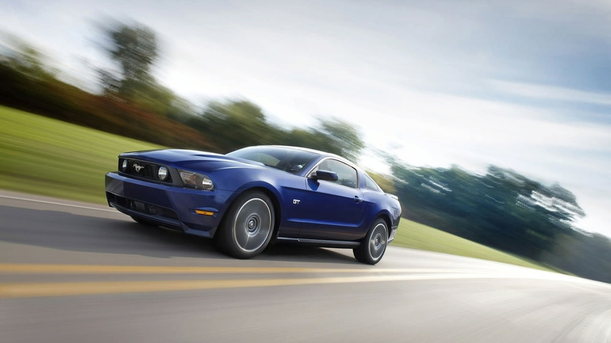 First Video: 2010 Ford Mustang GT