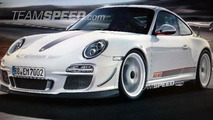 Porsche 911 GT3 RS 4.0 leaked image? - 18.4.2011
