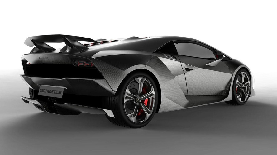 Lamborghini Sesto Elemento coming in October - report