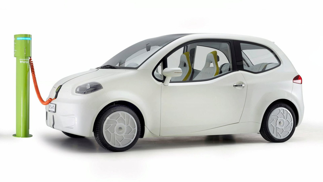 Valmet Eva Electric Vehicle Concept 04.03.2010