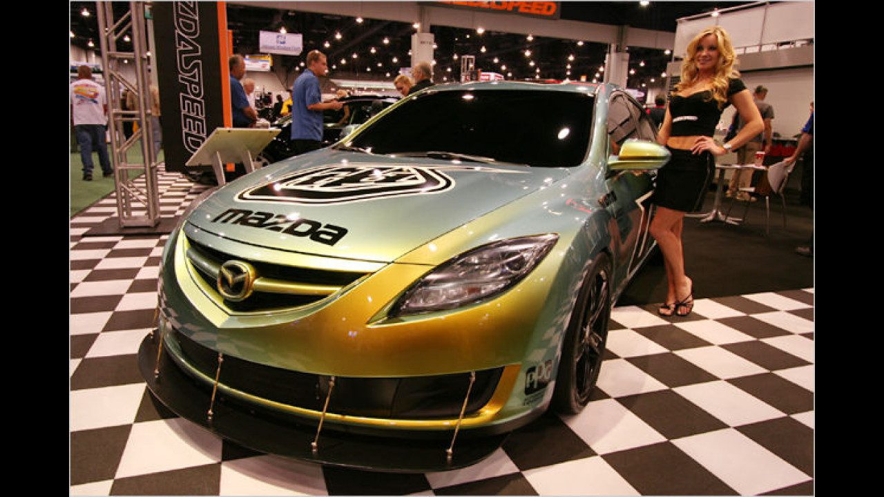 Mazda 6 by Troy Lee Designs
