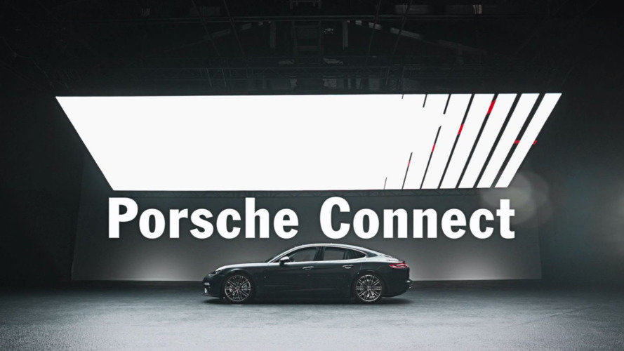 Porsche Connect summarized in two minute video