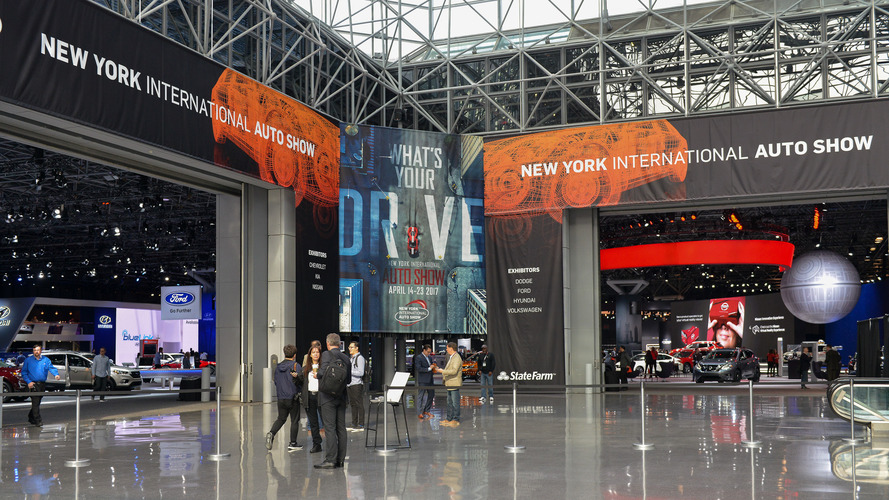 The Hits And Misses Of The 2017 New York Auto Show