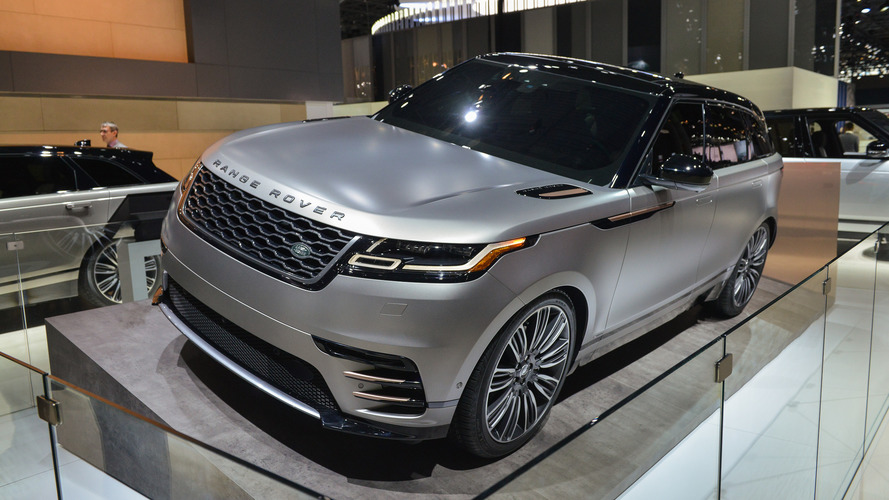 Land Rover Wants To Woo Q5, Macan Buyers With Velar