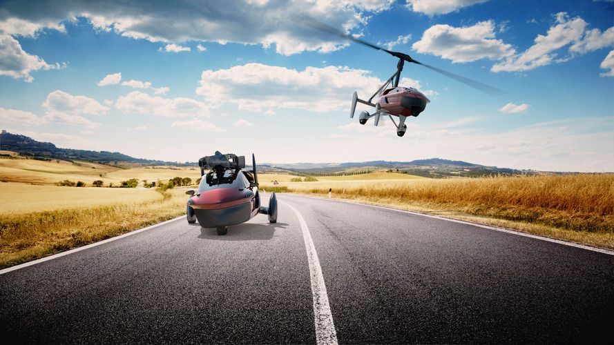 Sales for PAL-V Liberty flying car begin, company eyes Canadian clients