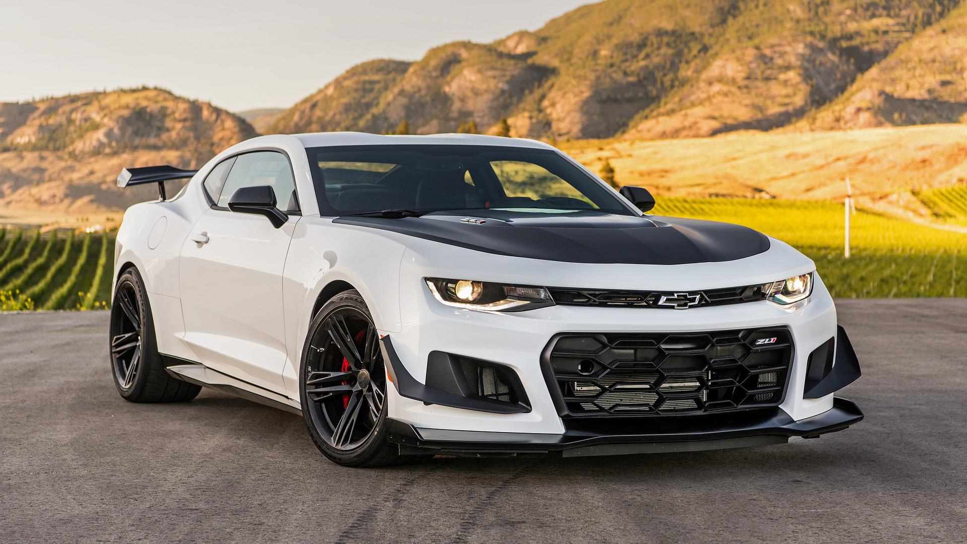 2019 Camaro Zl1 Best New Cars For 2018
