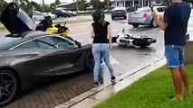McLaren 720S Road Rage Incident