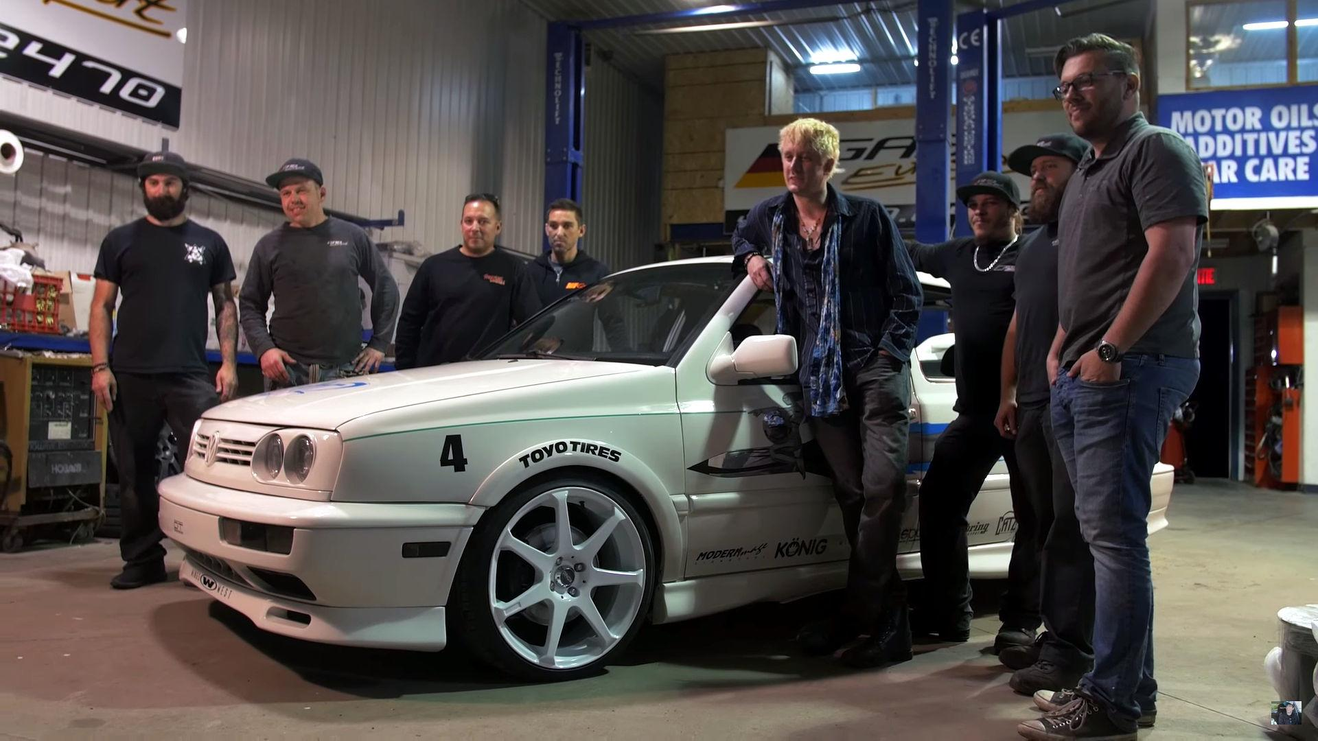 See Jesse From Fast And Furious 1 Reunite With His VW Jetta
