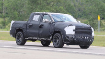 2019 Ram 1500 spy photo