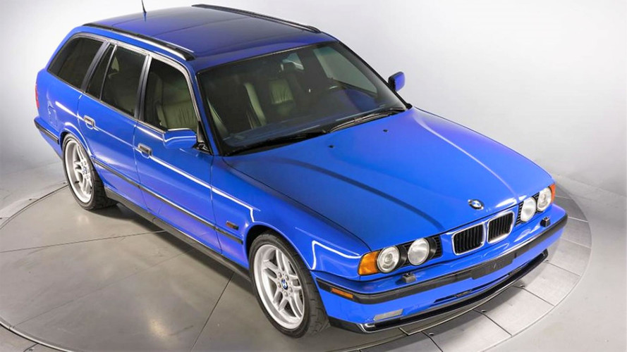 Rare 1995 BMW M5 Touring For Sale In U.S., Priced At $130K