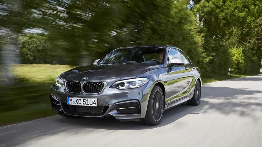 2018 BMW 2 Series Coupe, Convertible, M2