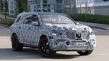 2019 Mercedes-Benz GLS spy photos