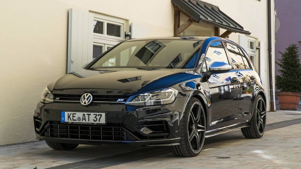 la volkswagen golf vii r passe 400 ch gr ce abt sportsline. Black Bedroom Furniture Sets. Home Design Ideas