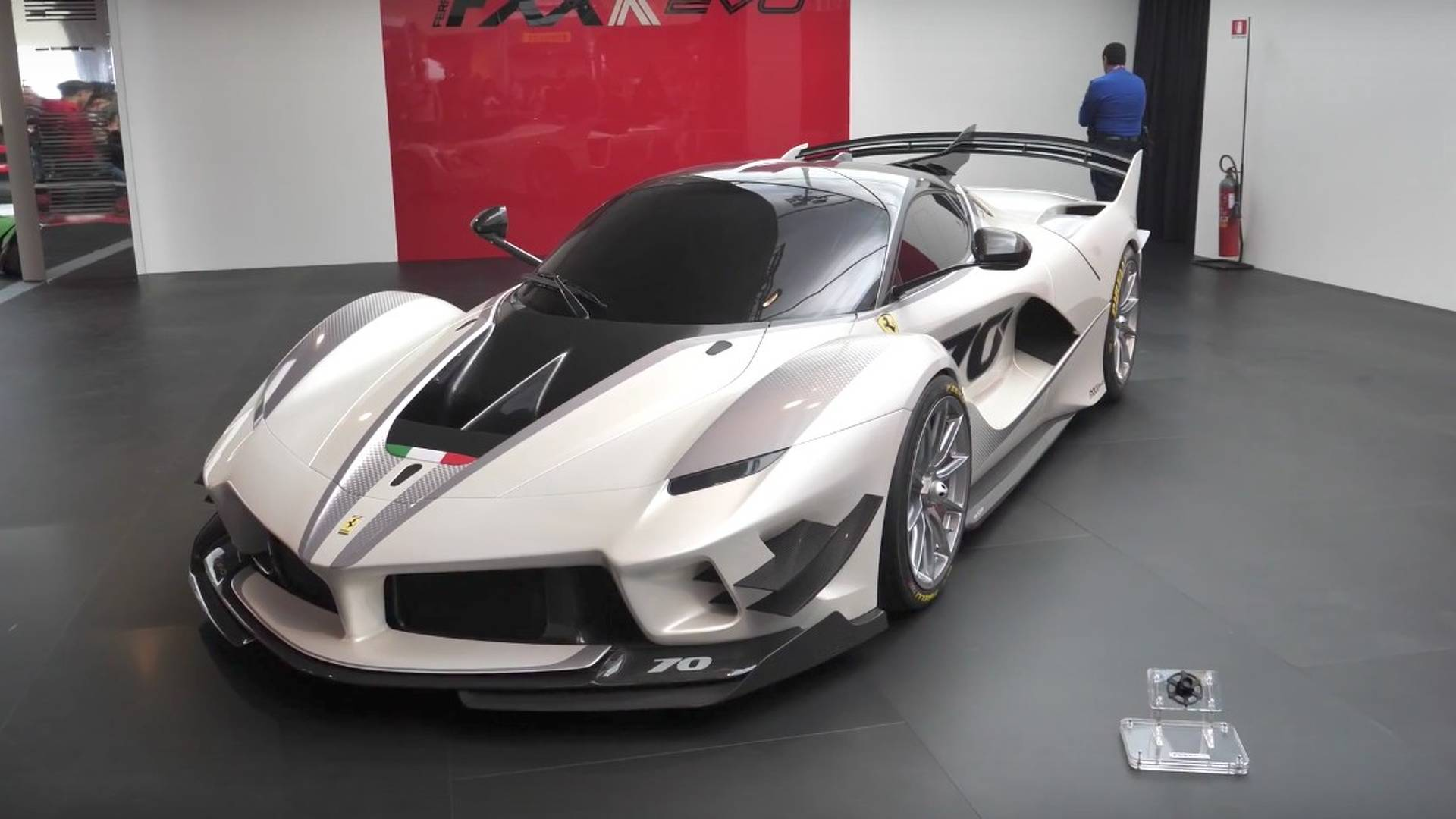 Laferrari For Sale >> Take A Closer Look At The Attention-Grabbing Ferrari FXX K Evo