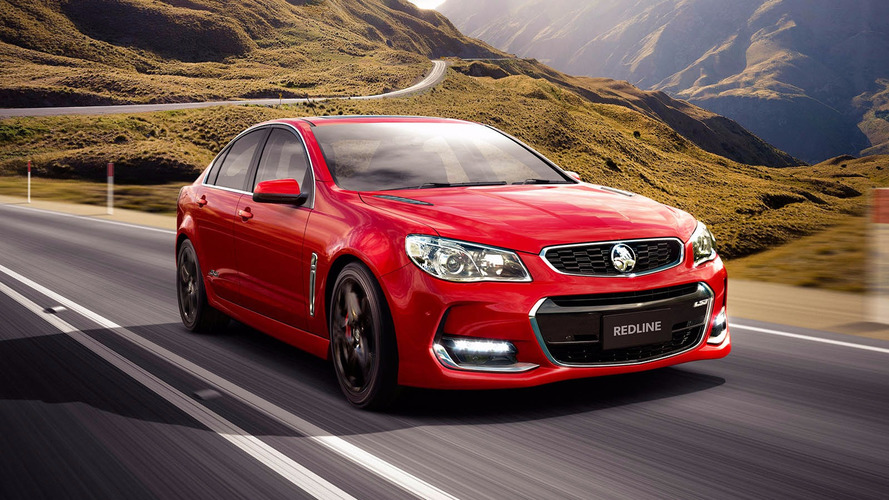 The legendary Holden Commodore SS is no more