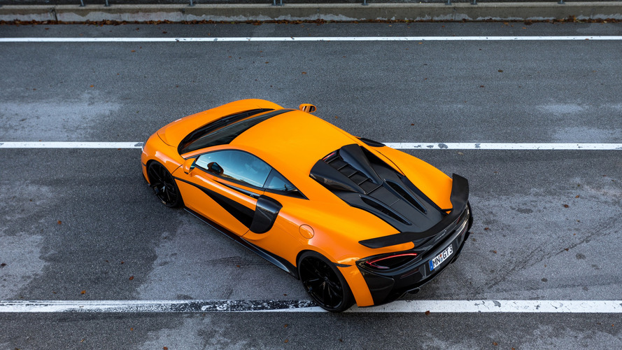 McLaren 570S Coupe by Novitec