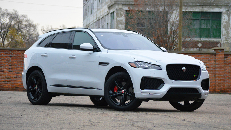 Jaguar F-Pace Is The First SUV To Win World Car Of The Year