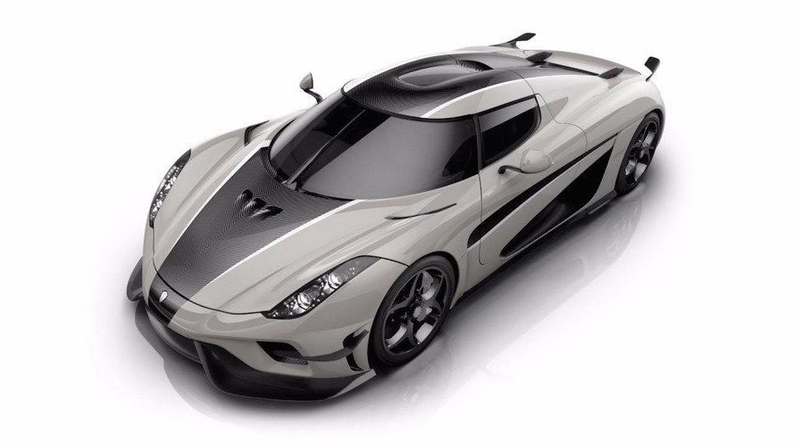 Koenigsegg's latest Regera creation looks like a battleship