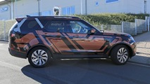 2017 Land Rover Discovery spy photo