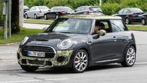 2015 MINI JCW spy photo