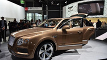 Bentley at 2015 IAA