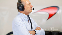 Dennis's future at McLaren in doubt
