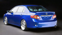 Toyota Shows Corolla S3 at SEMA
