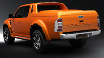 Ford Ranger Max Concept Pickup Truck