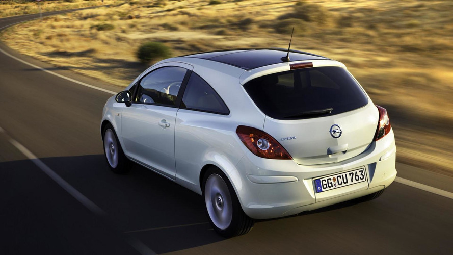 2011 Opel Corsa facelift revealed