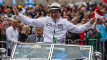 Jackie Chan at the 2016 Le Mans