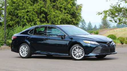 2018 Toyota Camry First Drive