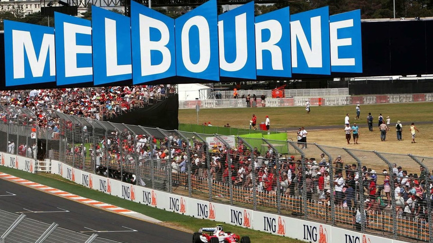 Melbourne admits F1 race relocation possible