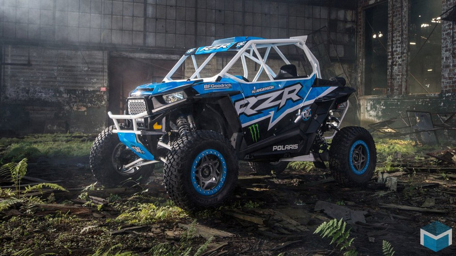 Polaris RZR stunt video bloopers are fun to watch