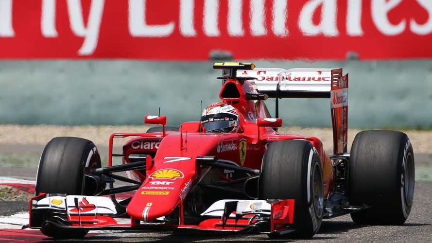Raikkonen on track for 2016 Ferrari deal - reports