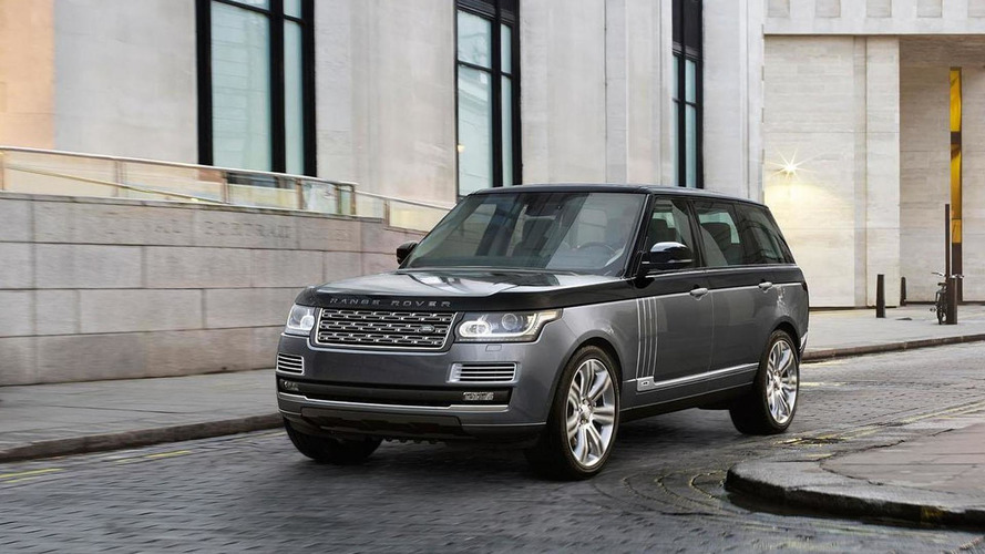 Range Rover to remain Land Rover's flagship, won't launch an all-new model to battle Bentley