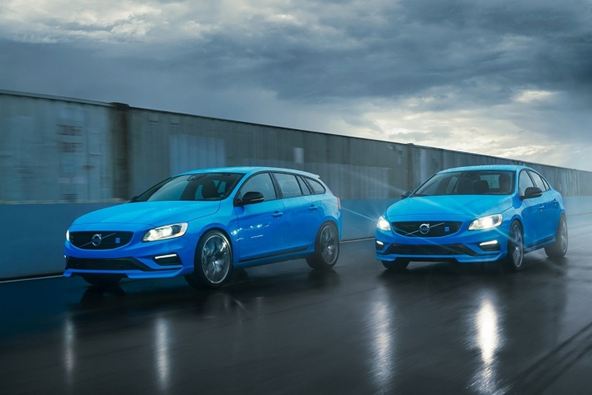 Volvo is Sending More S60 and V60 Polestars to the U.S. (But Not Many)
