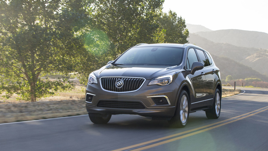 2016 Buick Envision starts at $43k, 2017 model to be $8k cheaper