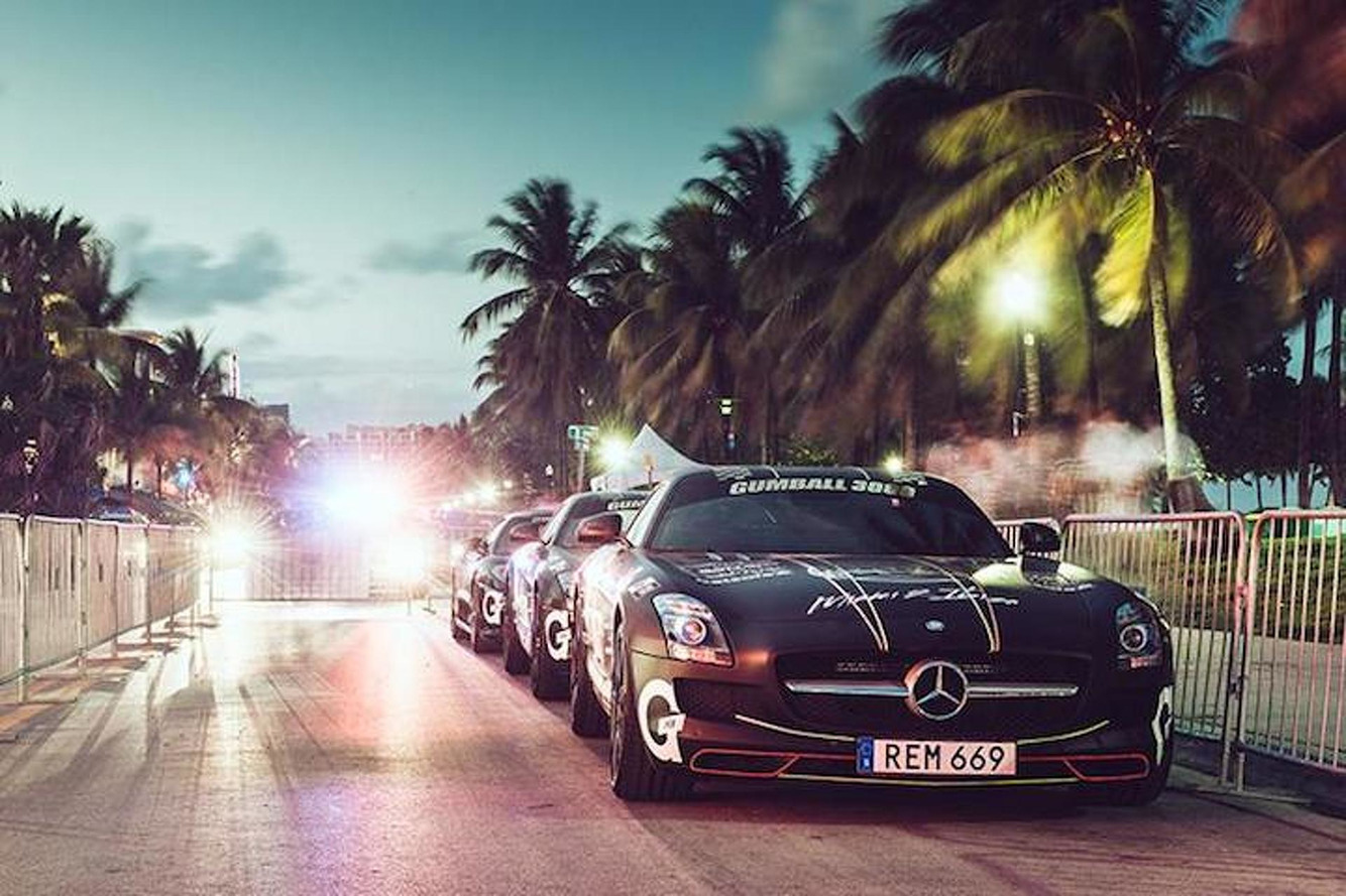 Gumball 3000 Kicks Off In Miami Beach [Video]