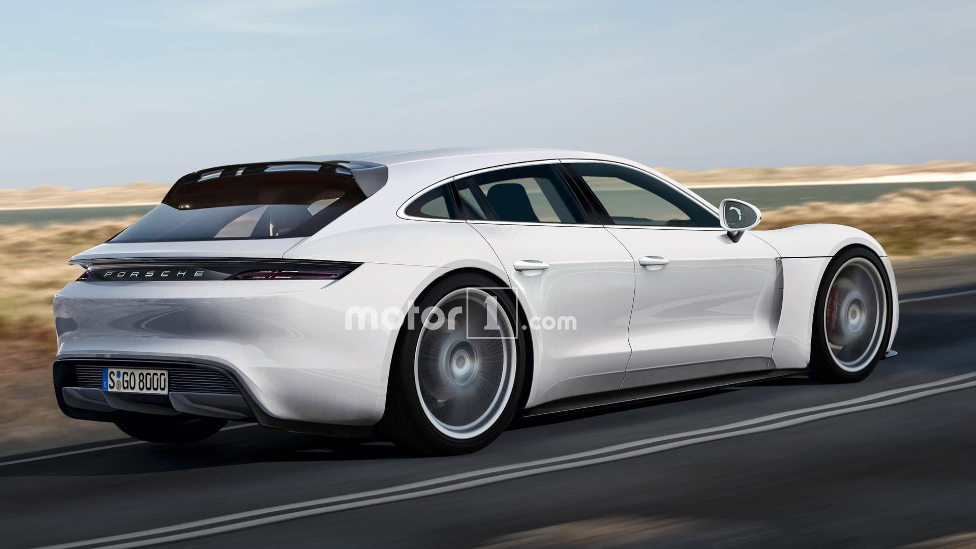 Ferrari Games >> Porsche Panamera Shooting Brake could look like this