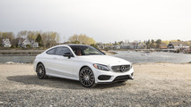 2017 Mercedes-Benz C300 Coupe: First Drive