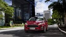 Ford Fiesta Titanium Plus