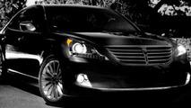 Hyundai teases 2014 U.S.-spec Equus before New York Auto Show debut