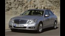 Test Mercedes E-Klasse