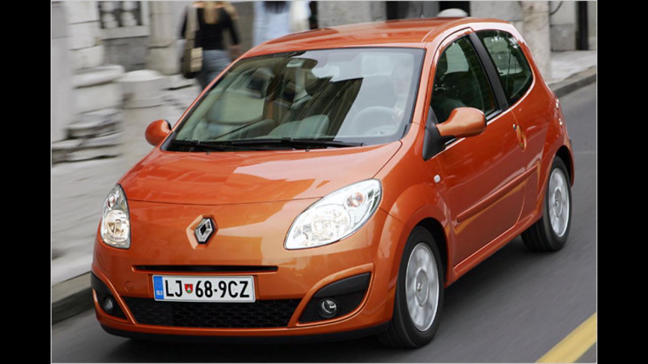 Renault Twingo 1.2 16V LEV eco2