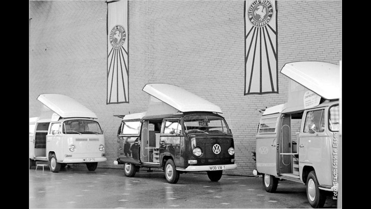 60er/70er Jahre: VW Bulli