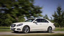 Mercedes E 200 Natural Gas Drive 09.8.2013