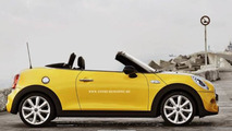 2014 MINI Roadster artist rendering