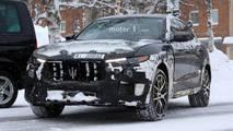 Maserati Levante GTS 2019 nuevas fotos espía