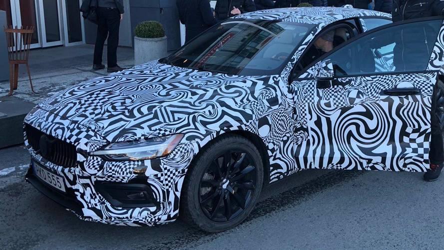 La nouvelle S60 teasée par le patron de Volvo