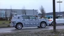 Mercedes-Benz GLB-Class Spied